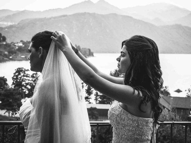 Il matrimonio di David e Giulia a Orta San Giulio, Novara 8