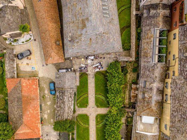 Il matrimonio di David e Giulia a Orta San Giulio, Novara 13