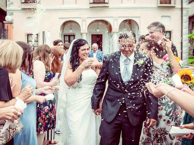 Il matrimonio di David e Giulia a Orta San Giulio, Novara 15