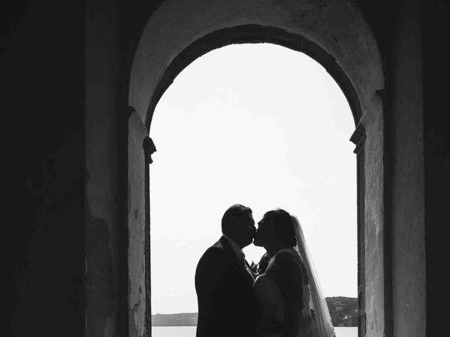 Il matrimonio di David e Giulia a Orta San Giulio, Novara 18
