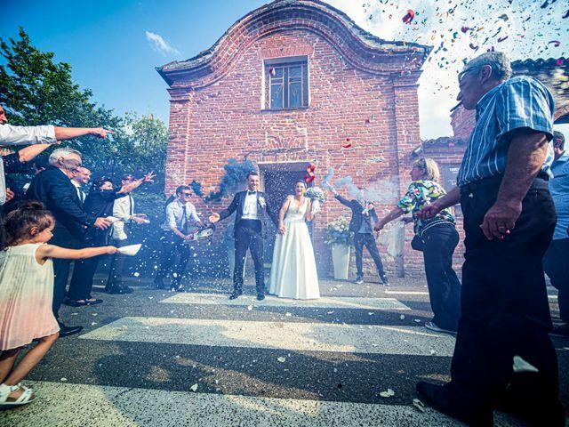 Il matrimonio di Luca e Elisa a Piacenza, Piacenza 19