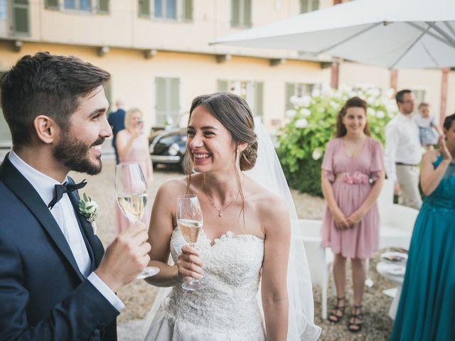 Il matrimonio di Enrico e Manuela a Pinerolo, Torino 43