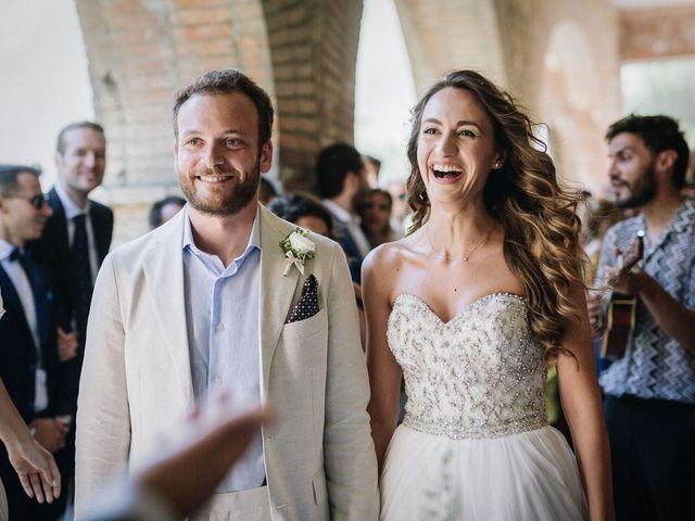 Il matrimonio di Jacopo e Siria a Terni, Terni 17