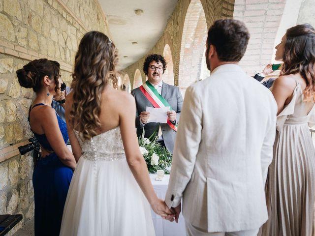 Il matrimonio di Jacopo e Siria a Terni, Terni 28