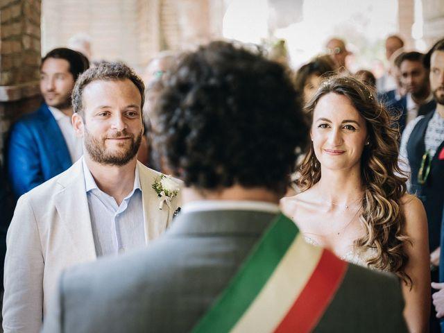 Il matrimonio di Jacopo e Siria a Terni, Terni 29