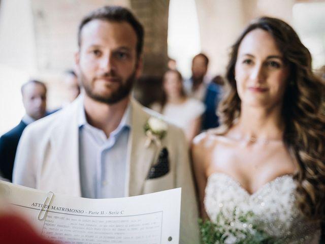 Il matrimonio di Jacopo e Siria a Terni, Terni 39