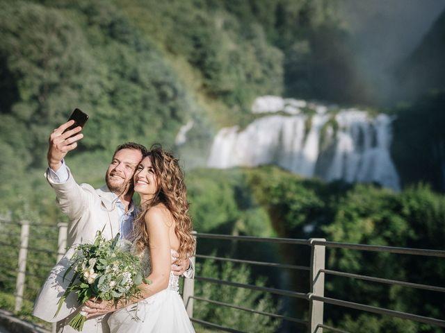 Il matrimonio di Jacopo e Siria a Terni, Terni 46