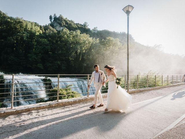 Il matrimonio di Jacopo e Siria a Terni, Terni 47