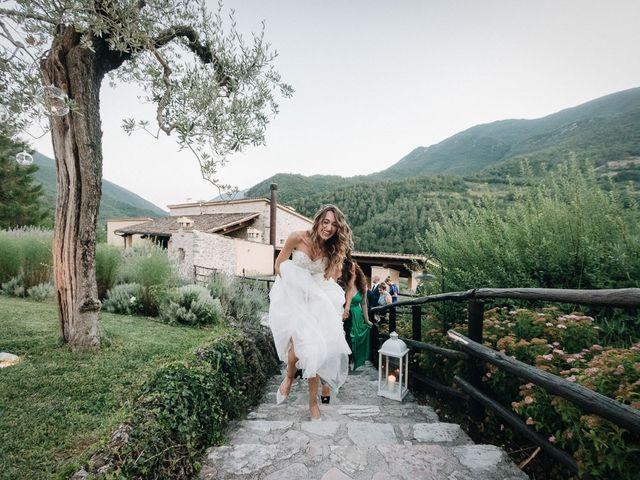 Il matrimonio di Jacopo e Siria a Terni, Terni 59