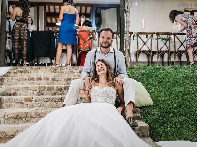 Il matrimonio di Jacopo e Siria a Terni, Terni 82