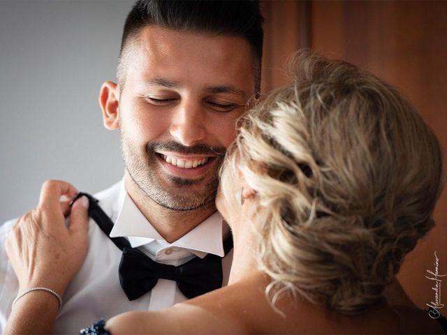 Il matrimonio di Lorenzo  e Lorena a Castellammare del Golfo, Trapani 9