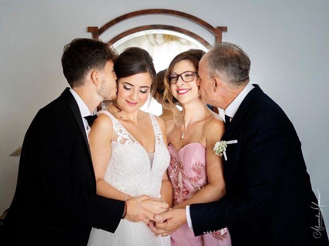 Il matrimonio di Lorenzo  e Lorena a Castellammare del Golfo, Trapani 17