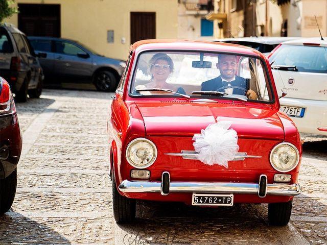 Il matrimonio di Lorenzo  e Lorena a Castellammare del Golfo, Trapani 23