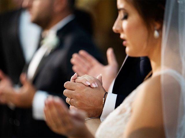 Il matrimonio di Lorenzo  e Lorena a Castellammare del Golfo, Trapani 30