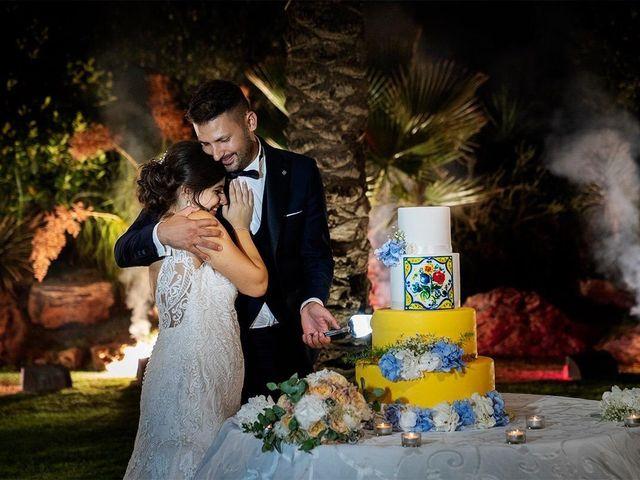 Il matrimonio di Lorenzo  e Lorena a Castellammare del Golfo, Trapani 43