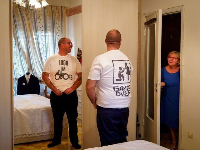 Il matrimonio di Roberto e Samanta a Parona, Pavia 1