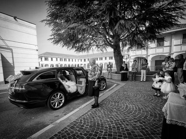 Il matrimonio di Roberto e Samanta a Parona, Pavia 13