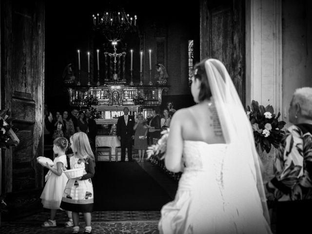 Il matrimonio di Roberto e Samanta a Parona, Pavia 14