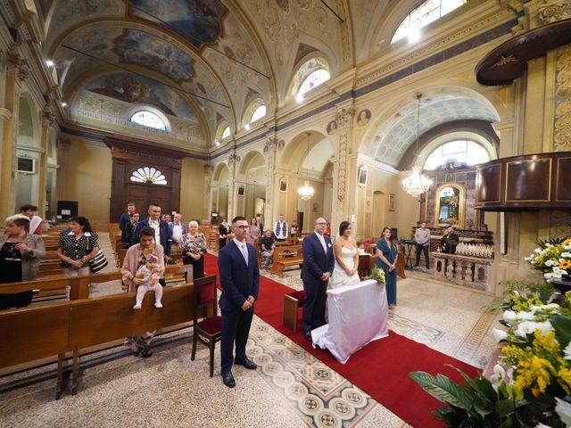 Il matrimonio di Roberto e Samanta a Parona, Pavia 15