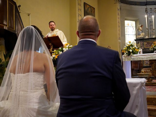 Il matrimonio di Roberto e Samanta a Parona, Pavia 16