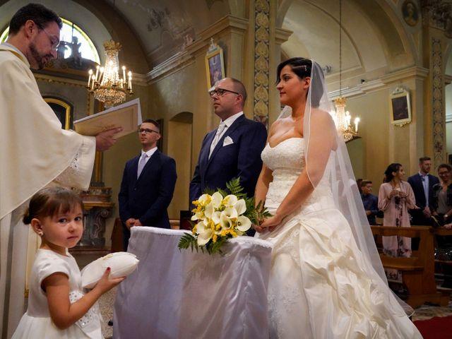 Il matrimonio di Roberto e Samanta a Parona, Pavia 17