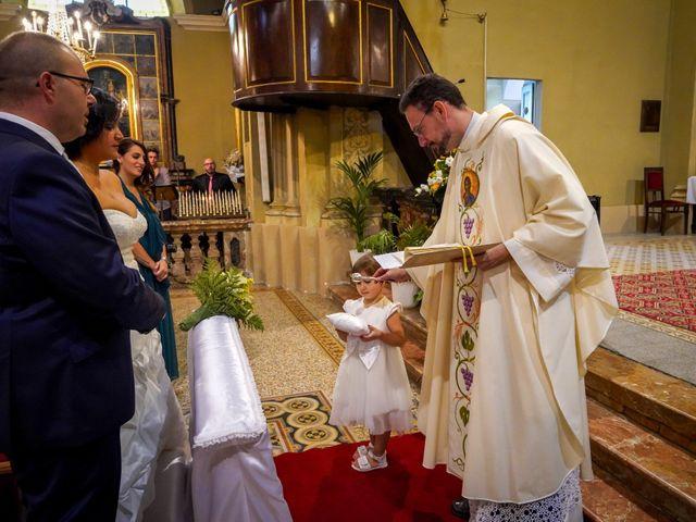 Il matrimonio di Roberto e Samanta a Parona, Pavia 18