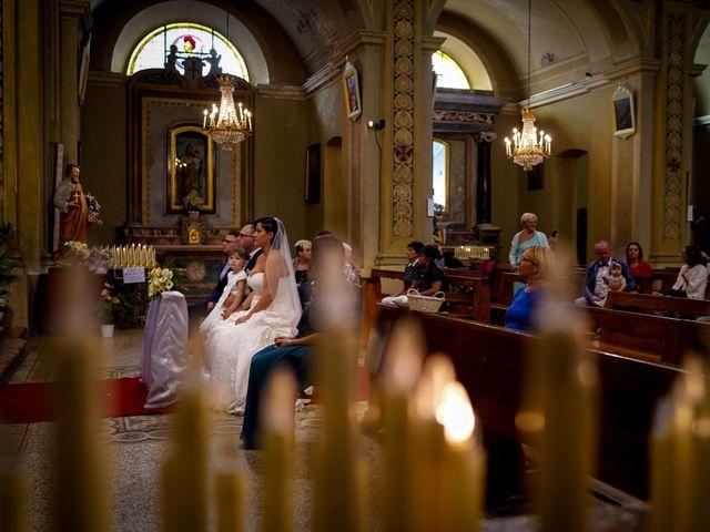 Il matrimonio di Roberto e Samanta a Parona, Pavia 19
