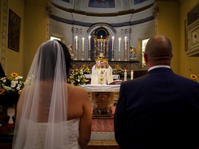 Il matrimonio di Roberto e Samanta a Parona, Pavia 20