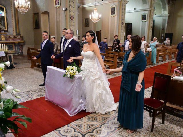 Il matrimonio di Roberto e Samanta a Parona, Pavia 21