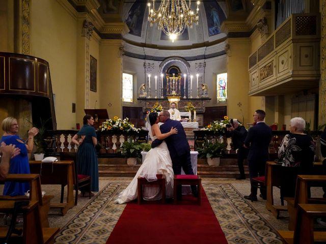 Il matrimonio di Roberto e Samanta a Parona, Pavia 22