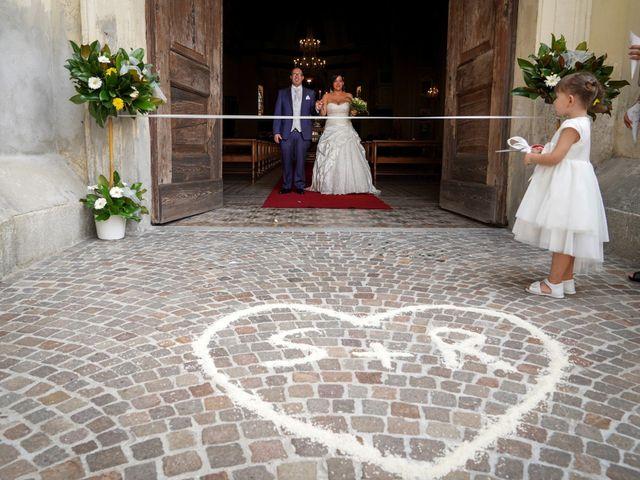 Il matrimonio di Roberto e Samanta a Parona, Pavia 23
