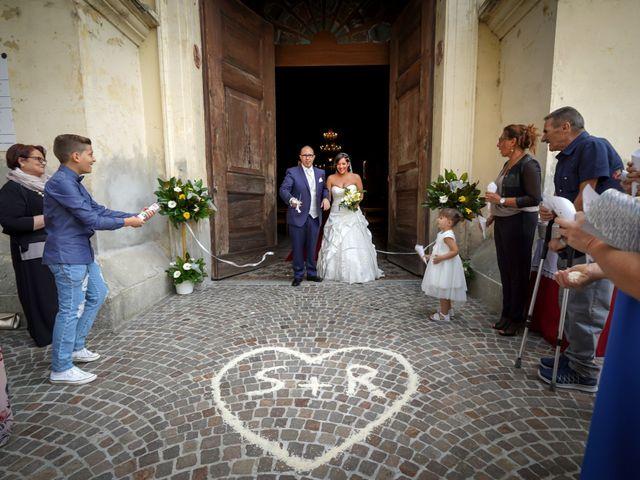 Il matrimonio di Roberto e Samanta a Parona, Pavia 24