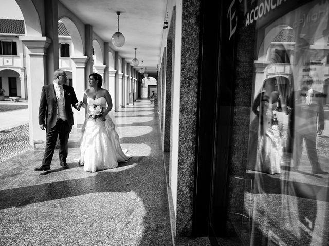 Il matrimonio di Roberto e Samanta a Parona, Pavia 26