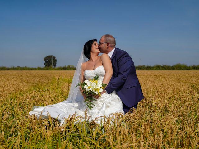Il matrimonio di Roberto e Samanta a Parona, Pavia 30