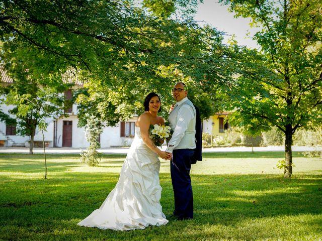 Le nozze di Samanta e Roberto