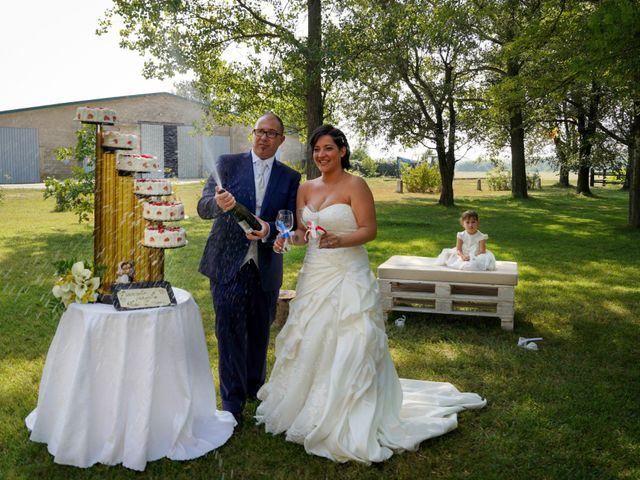Il matrimonio di Roberto e Samanta a Parona, Pavia 33