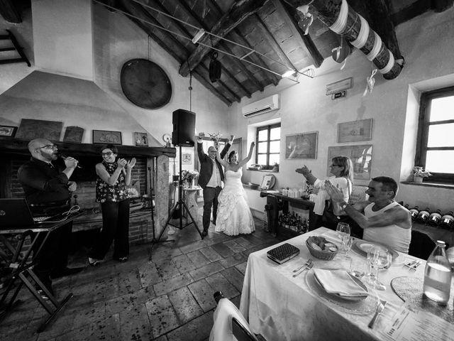 Il matrimonio di Roberto e Samanta a Parona, Pavia 35