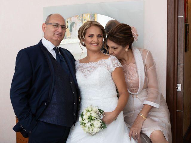 Il matrimonio di Rocco e Josephine a San Ferdinando, Reggio Calabria 15