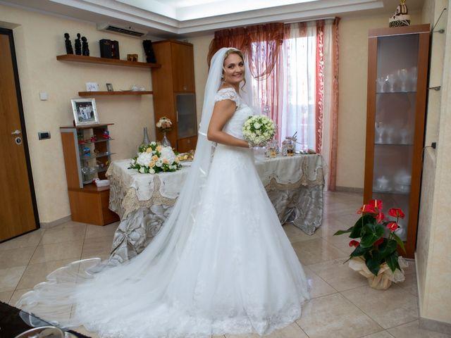 Il matrimonio di Rocco e Josephine a San Ferdinando, Reggio Calabria 16