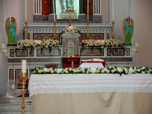 Il matrimonio di Rocco e Josephine a San Ferdinando, Reggio Calabria 17