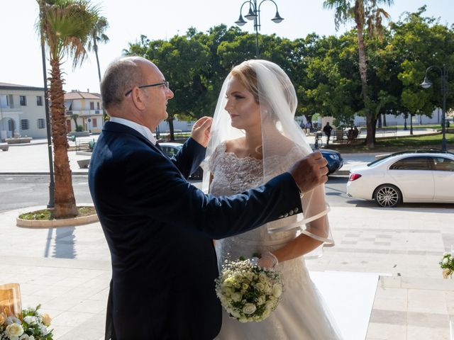 Il matrimonio di Rocco e Josephine a San Ferdinando, Reggio Calabria 18
