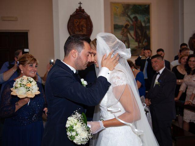 Il matrimonio di Rocco e Josephine a San Ferdinando, Reggio Calabria 19