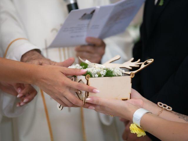 Il matrimonio di Rocco e Josephine a San Ferdinando, Reggio Calabria 20