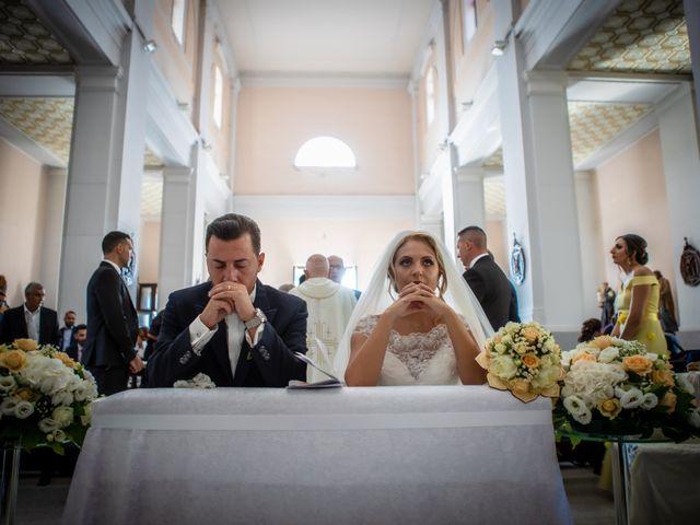 Il matrimonio di Rocco e Josephine a San Ferdinando, Reggio Calabria 21