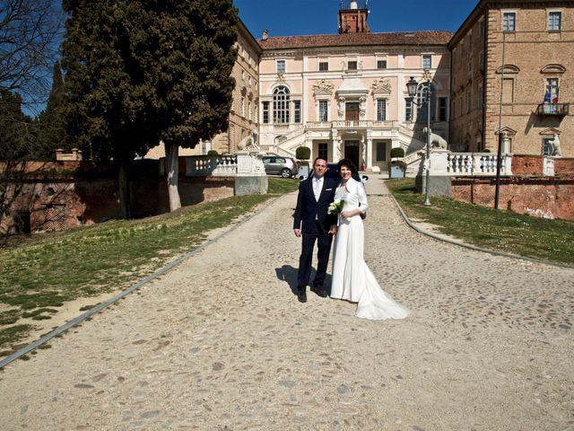 Il matrimonio di Paolo e Alessandra a Govone, Cuneo 1