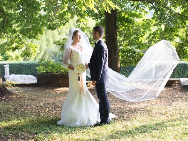 le nozze di Beatrice Girardi e Alessandro