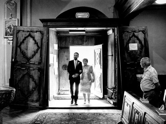 Il matrimonio di Aldo e Federica a Chiomonte, Torino 21