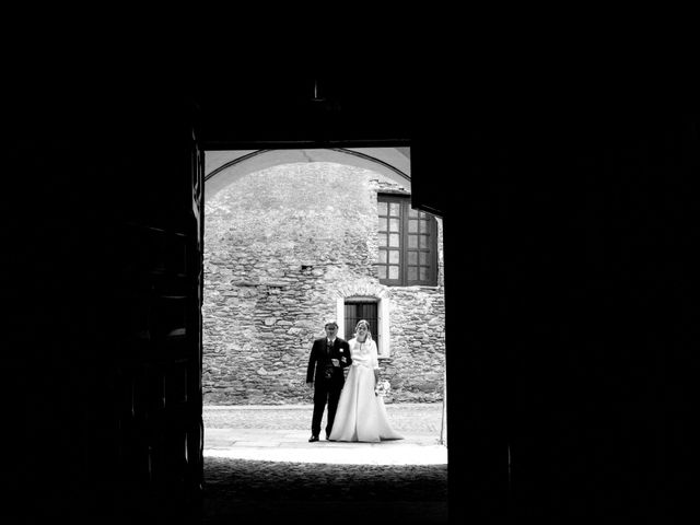 Il matrimonio di Aldo e Federica a Chiomonte, Torino 22