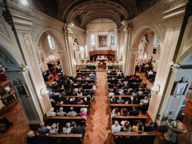 Il matrimonio di Aldo e Federica a Chiomonte, Torino 25