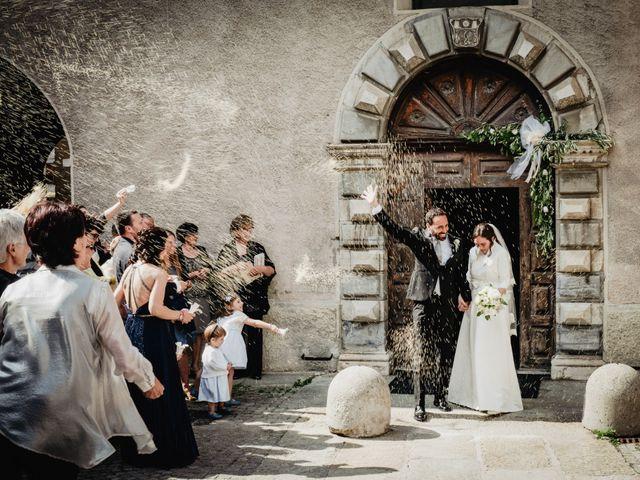 Il matrimonio di Aldo e Federica a Chiomonte, Torino 31